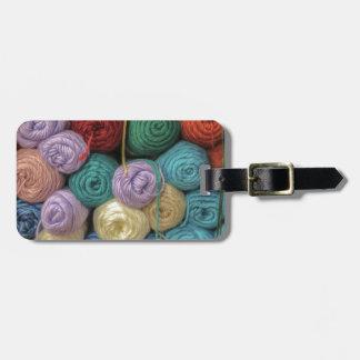 Knitting Yarn Bag Tag