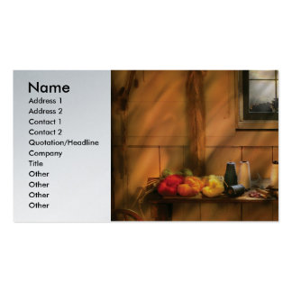 Knitting - Yarn Double-Sided Standard Business Cards (Pack Of 100)