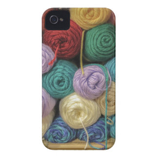 Knitting Yarn Case-Mate iPhone 4 Cases