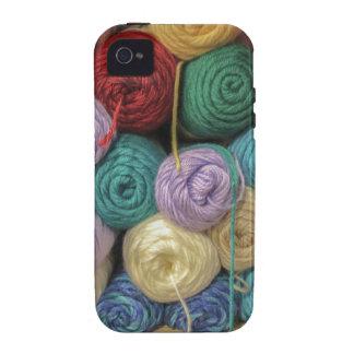 Knitting Yarn iPhone 4/4S Case