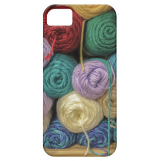 Knitting Yarn iPhone 5 Cases