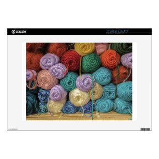 Knitting Yarn Laptop Decal