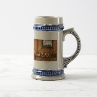Knitting - Yarn 18 Oz Beer Stein