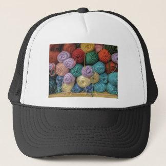 Knitting Yarn Trucker Hat