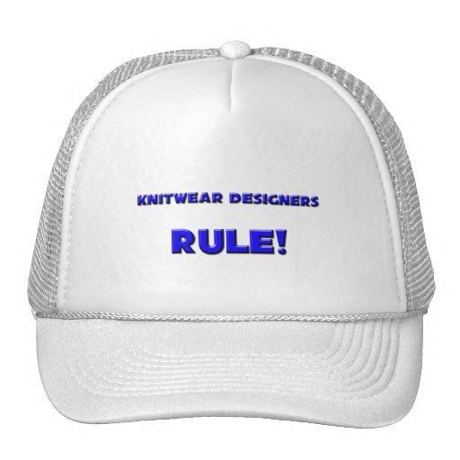 Knitwear Designers Rule! Mesh Hat