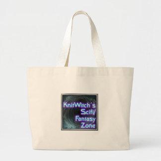 Knitwitch Handbag Jumbo Tote Bag