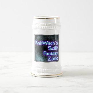 Knitwitch-Stein Beer Stein