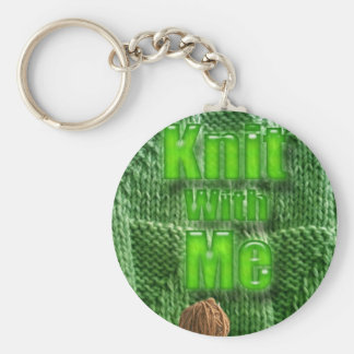 KnitWithMe Keychain