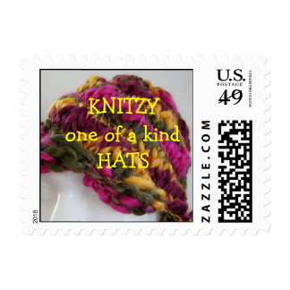 KNITZY hat stamps