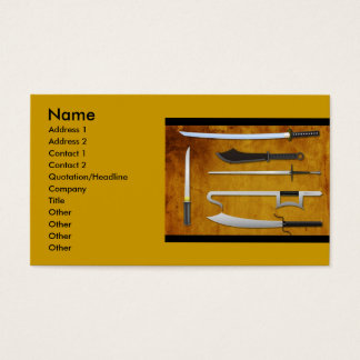 knives-and-swords-vectors-10109-large, Name, Ad... Business Card