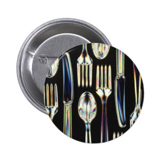 Knives, Forks and Spoons Pins