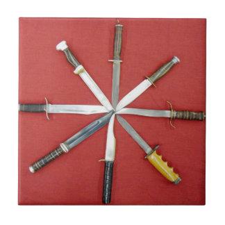 Knives Tile