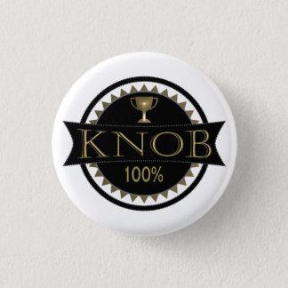 Knob Award Round Badge Pinback Button