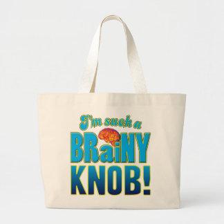 Knob Brainy Brain Bags