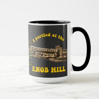 Knob Hill Hotel Mug