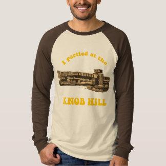 Knob Hill Retro Design Men's Long Sleeve T-Shirt