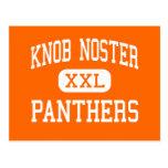 Knob Noster - Panthers - High - Knob Noster Postcard