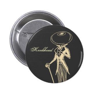 Knobhead 2 Inch Round Button