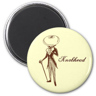 Knobhead Magnet