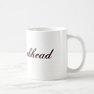 Knobhead Tazas De Café