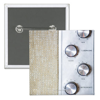 Knobs 2 Inch Square Button