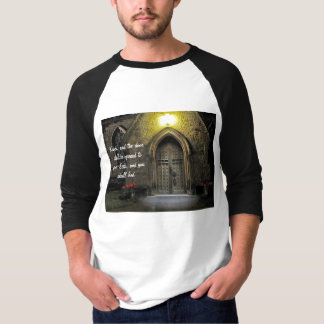 Knock and the Door Shall Be Opened (2) T-Shirt