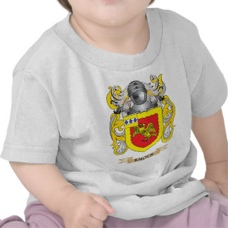 Knock Coat of Arms (Family Crest) Tees
