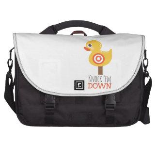 Knock 'Em Down Bag For Laptop