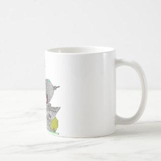 Knock It Off Washington Coffee Mug