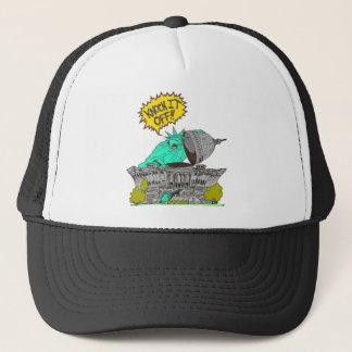 Knock It Off Washington Trucker Hat