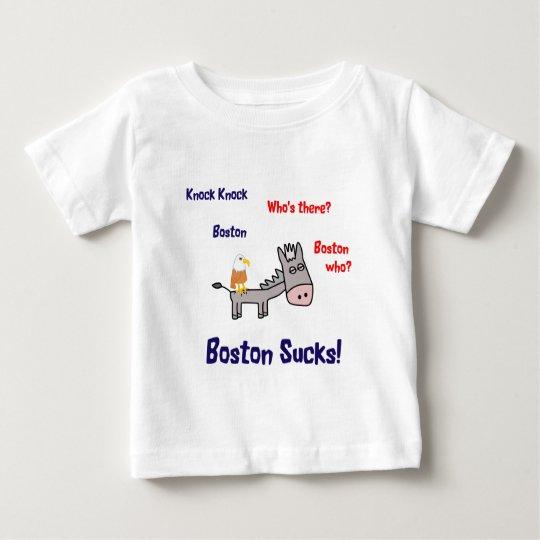 Knock Knock Baby T-Shirt