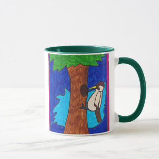 KNock Knock Coffee Mug