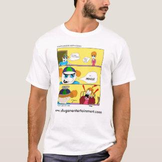 KNOCK-KNOCK CON la camiseta de ERNIE