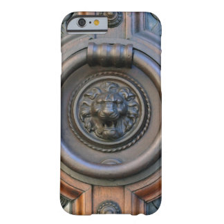 Knock Knock Lion Head iPhone 6 Case