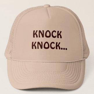 Knock Knock Trucker Hat
