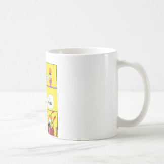 Knock Knock with ernie Mugs