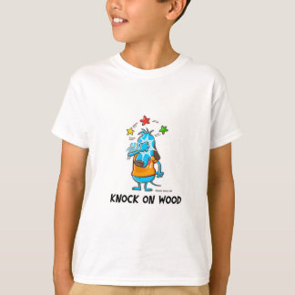 Knock on Wood Smaller Image T-Shirt