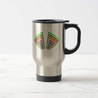 Knock open your heart - find the Treasures Travel Mug