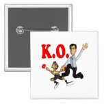 Knock Out 2 2 Inch Square Button