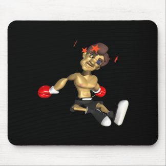 Knock Out 3 Mouse Pad