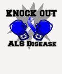 Knock Out ALS Disease Shirt