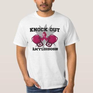 Knock Out Amyloidosis Tees