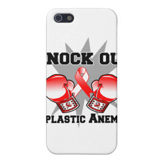 Knock Out Aplastic Anemia Case For iPhone 5