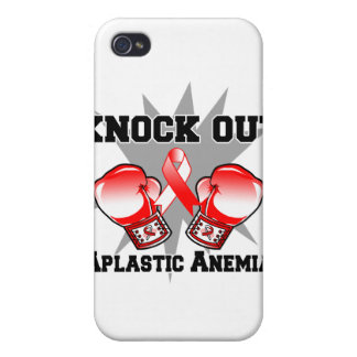 Knock Out Aplastic Anemia Covers For iPhone 4