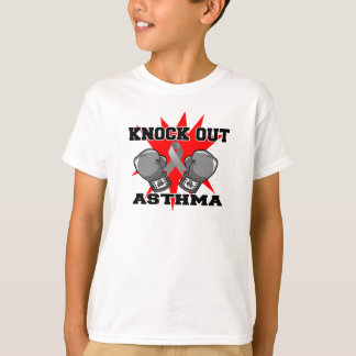 Knock Out Asthma T-Shirt