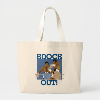 Knock Out! Jumbo Tote Bag