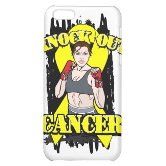 Knock Out Bladder Cancer iPhone 5C Case
