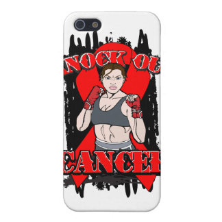 Knock Out Blood Cancer Cover For iPhone 5