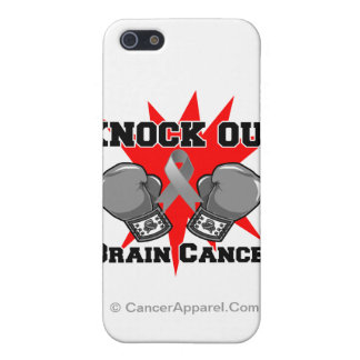 Knock Out Brain Cancer iPhone 5 Cover