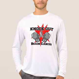 Knock Out Brain Cancer Tees